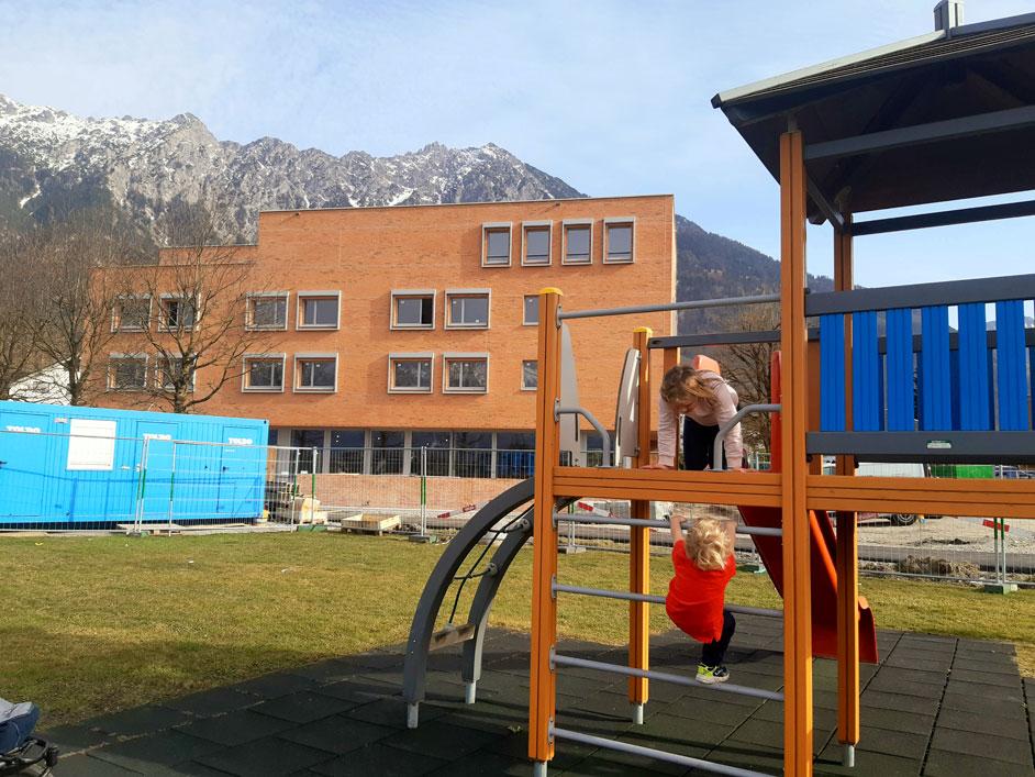 Spielplatz Jugendherberge Schaan-Vaduz