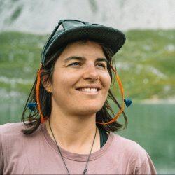 Portrait von Sina Candrian